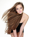 Beautiful woman with  long hair - PhotoDune Item for Sale