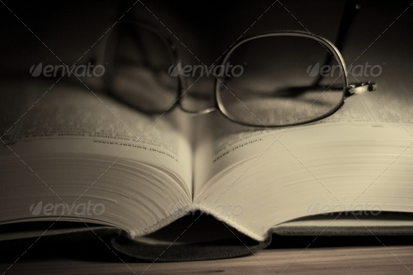 Book - Stock Photo - Images