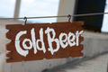 Cold Beer sign - PhotoDune Item for Sale