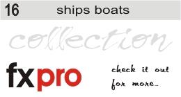 16. Ships and Boats