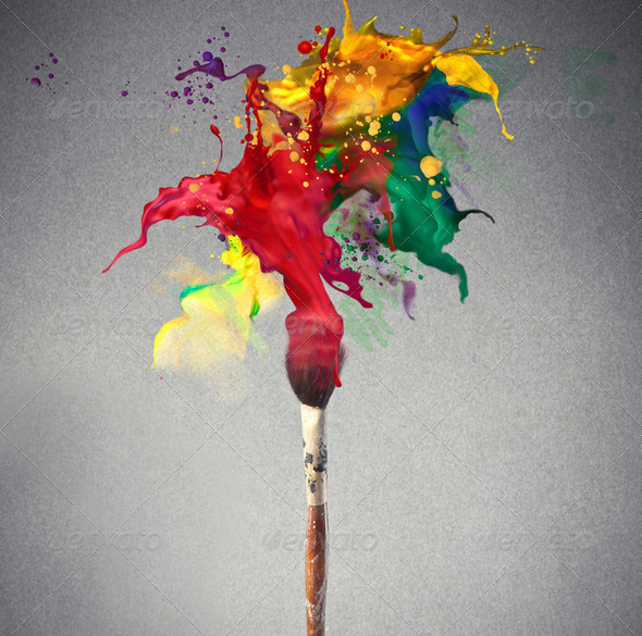 Colors - Stock Photo - Images