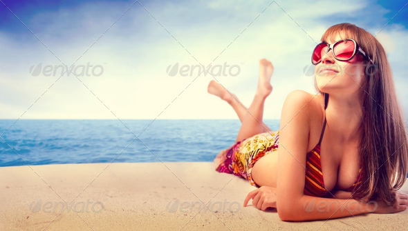 Summer holidays - Stock Photo - Images