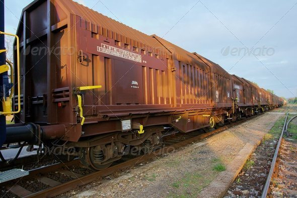 Train - Stock Photo - Images