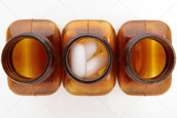 pills 4 - Stock Photo - Images