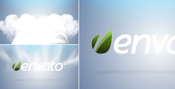 After Effects Project - VideoHive Smoke Logo Openers 3346625
