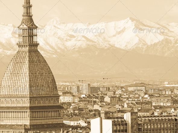 Turin, Italy - Stock Photo - Images