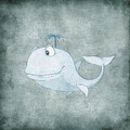 Cartoon Character Whale - PhotoDune Item for Sale