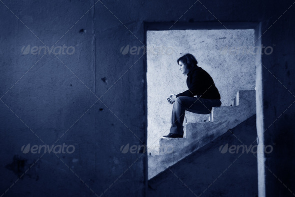 loneliness - Stock Photo - Images