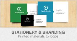 Stationery & Branding