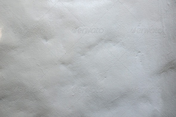 Stucco white wall texture - Stock Photo - Images