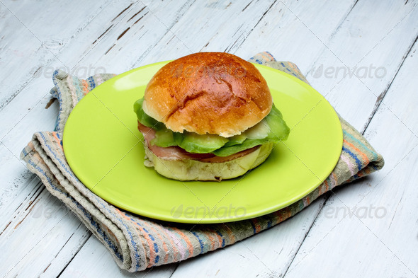 sandwich - Stock Photo - Images