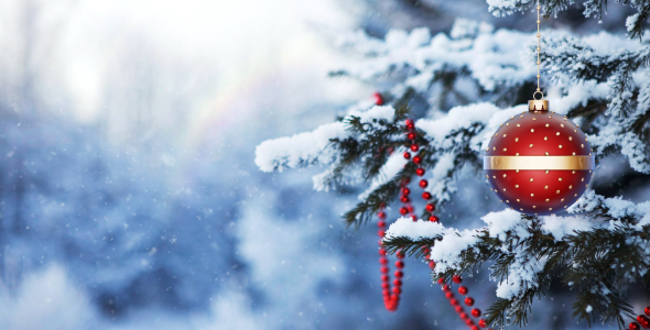 VideoHive Christmas Background 05 3347150
