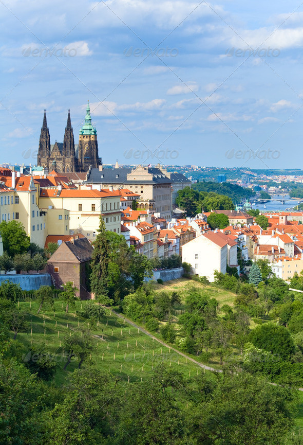 Prague, Czech Republic - Stock Photo - Images