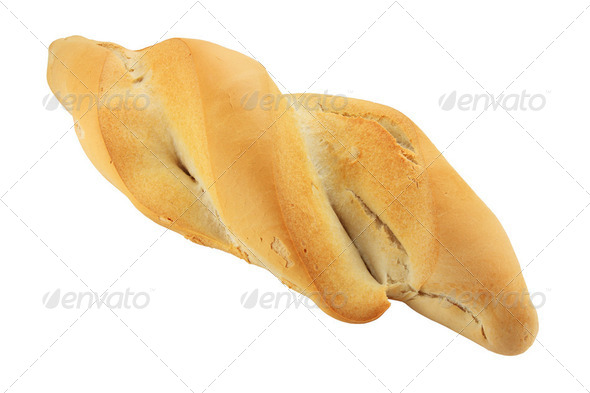 Rustic bread - Stock Photo - Images