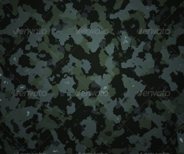 Camouflage Texture Army Background - Stock Photo - Images