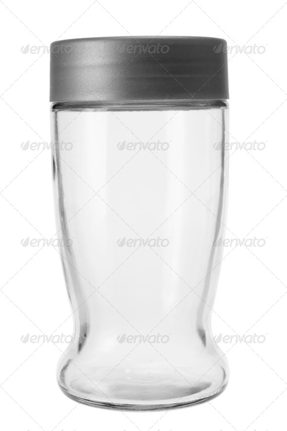 Glass Jar - Stock Photo - Images