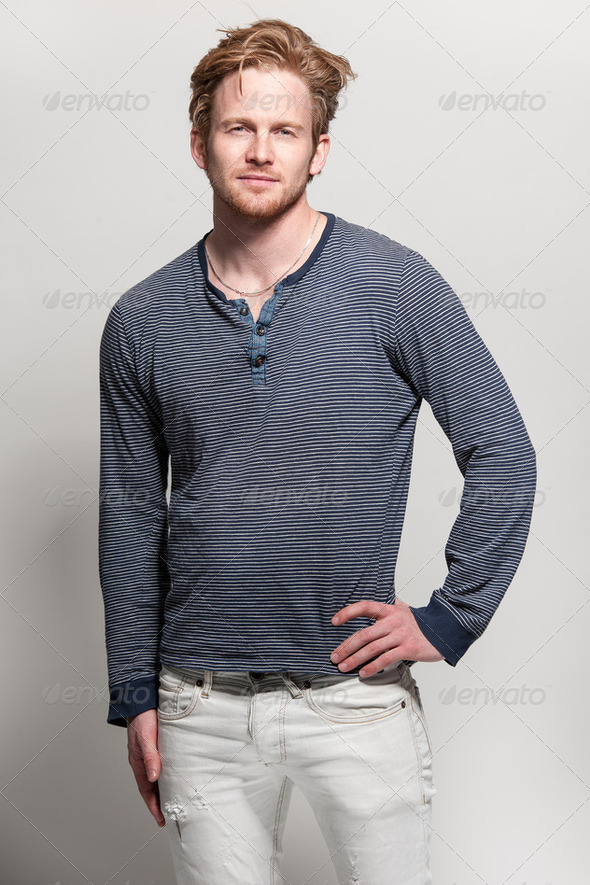 male fashion - Stock Photo - Images