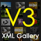 Dynamic xml image gallery v3 - ActiveDen Item for Sale