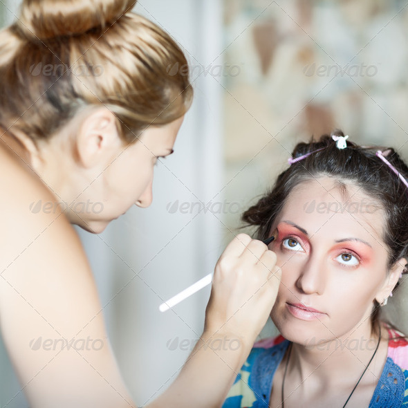 Beauty salon - Stock Photo - Images