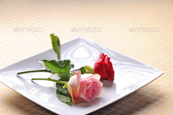 Romantic date - Stock Photo - Images