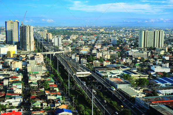 Metro Manila - Stock Photo - Images
