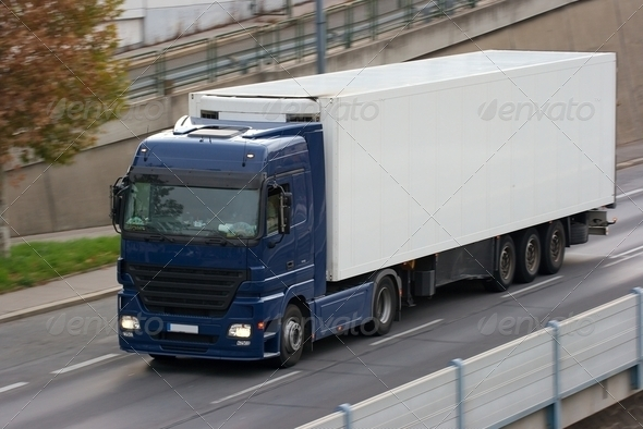 Truck - Stock Photo - Images