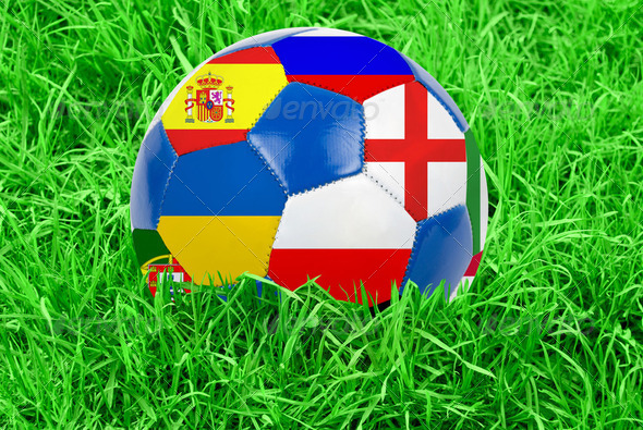 euro 2012 - Stock Photo - Images