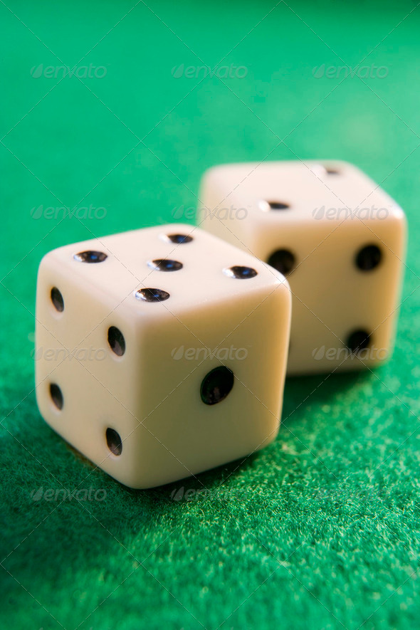 dice - Stock Photo - Images