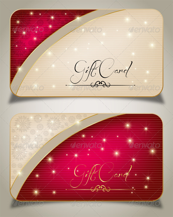 GraphicRiver Gift Cards 3350903