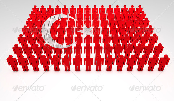 Turkish Parade - Stock Photo - Images