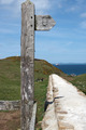A coastal path sign post - PhotoDune Item for Sale