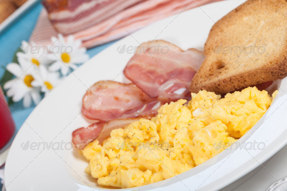 English breakfast - Stock Photo - Images