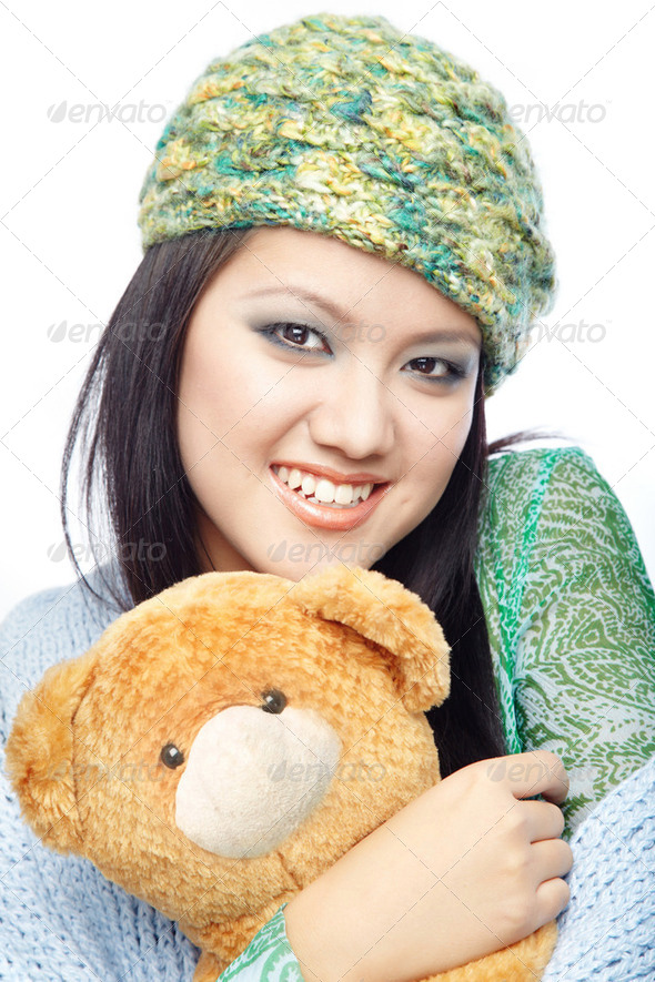 I love toys - Stock Photo - Images