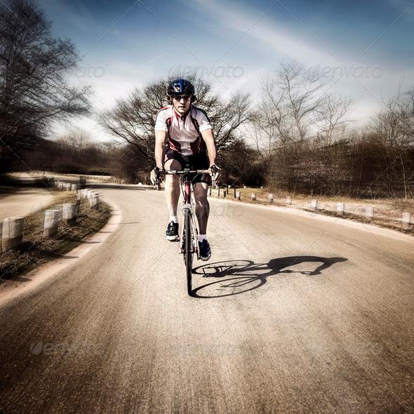 PhotoDune Cycling tour 2359431