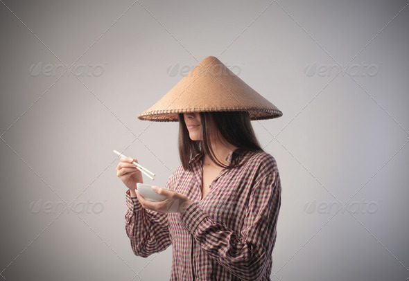 Asian food - Stock Photo - Images