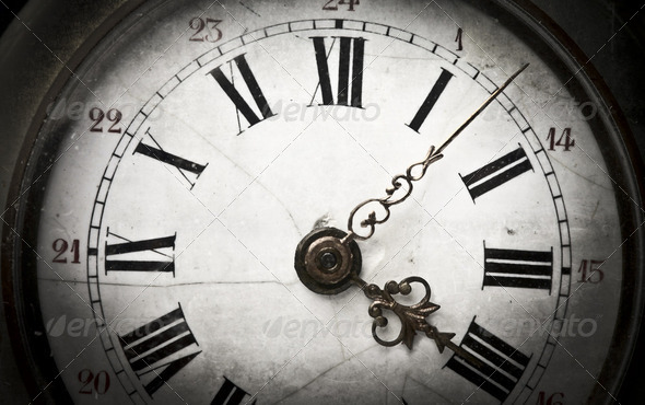 Time is fleeting - Stock Photo - Images
