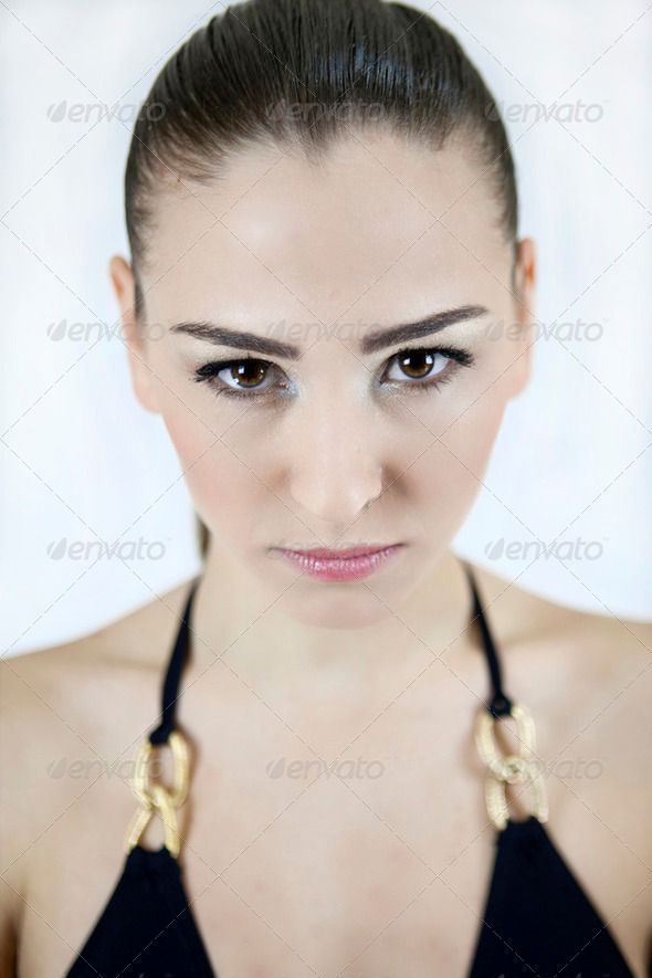 Lady 8 - Stock Photo - Images