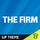 The Firm - Simple Company WordPress Theme - ThemeForest Item for Sale