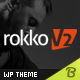 Rokko:Business & Portfolio Premium Wordpress Theme - ThemeForest Item for Sale