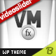 VisualMedia Special FX Wordpress Theme - ThemeForest Item for Sale