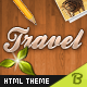 World Traveler Html  - ThemeForest Item for Sale