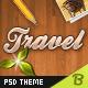 World Traveler - ThemeForest Item for Sale