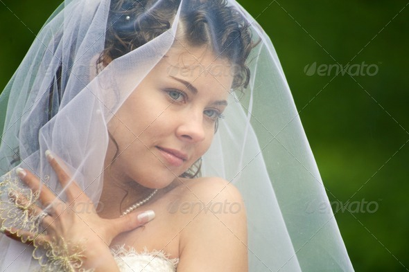 Traditional bride - Stock Photo - Images