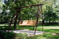 Wooden Swing - PhotoDune Item for Sale