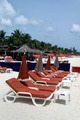 Red Beach Lounge Chairs - PhotoDune Item for Sale