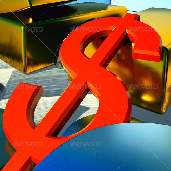 Wealth concept - Stock Photo - Images