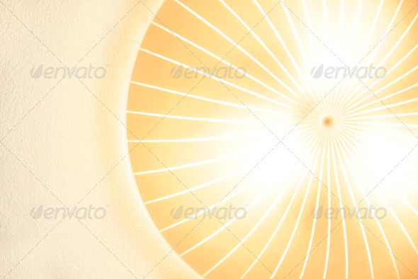 Yellow light - Stock Photo - Images