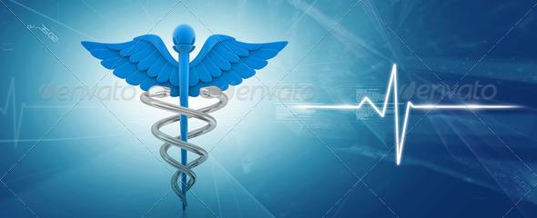 PhotoDune Symbol of medicine 2386647