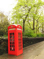 Red Phone Booth - PhotoDune Item for Sale