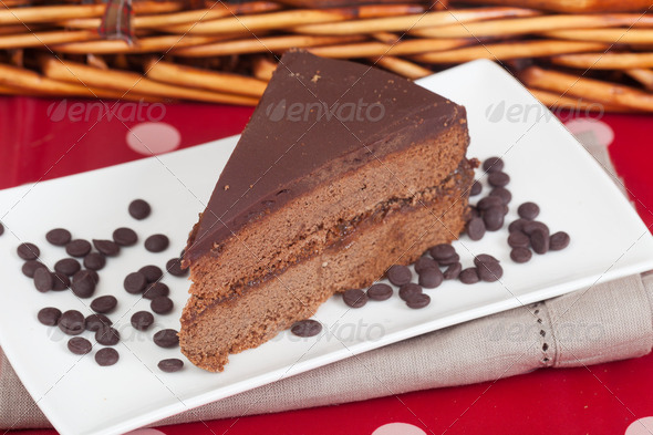 Sachertorte - Stock Photo - Images